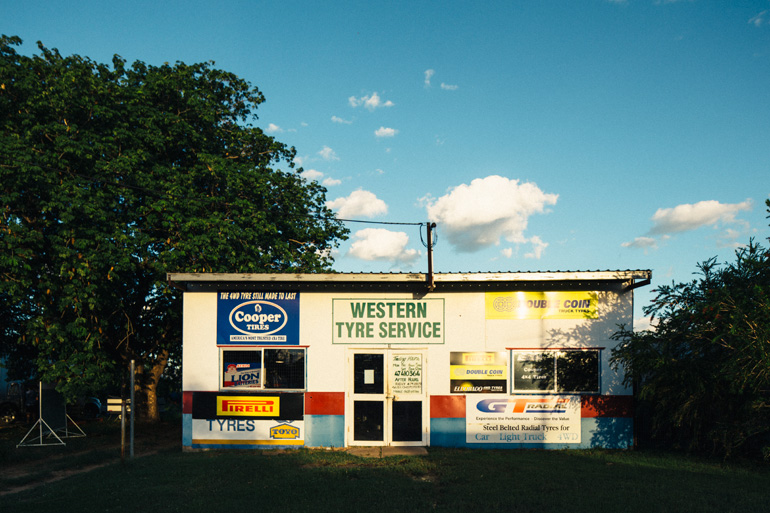 Western QLD