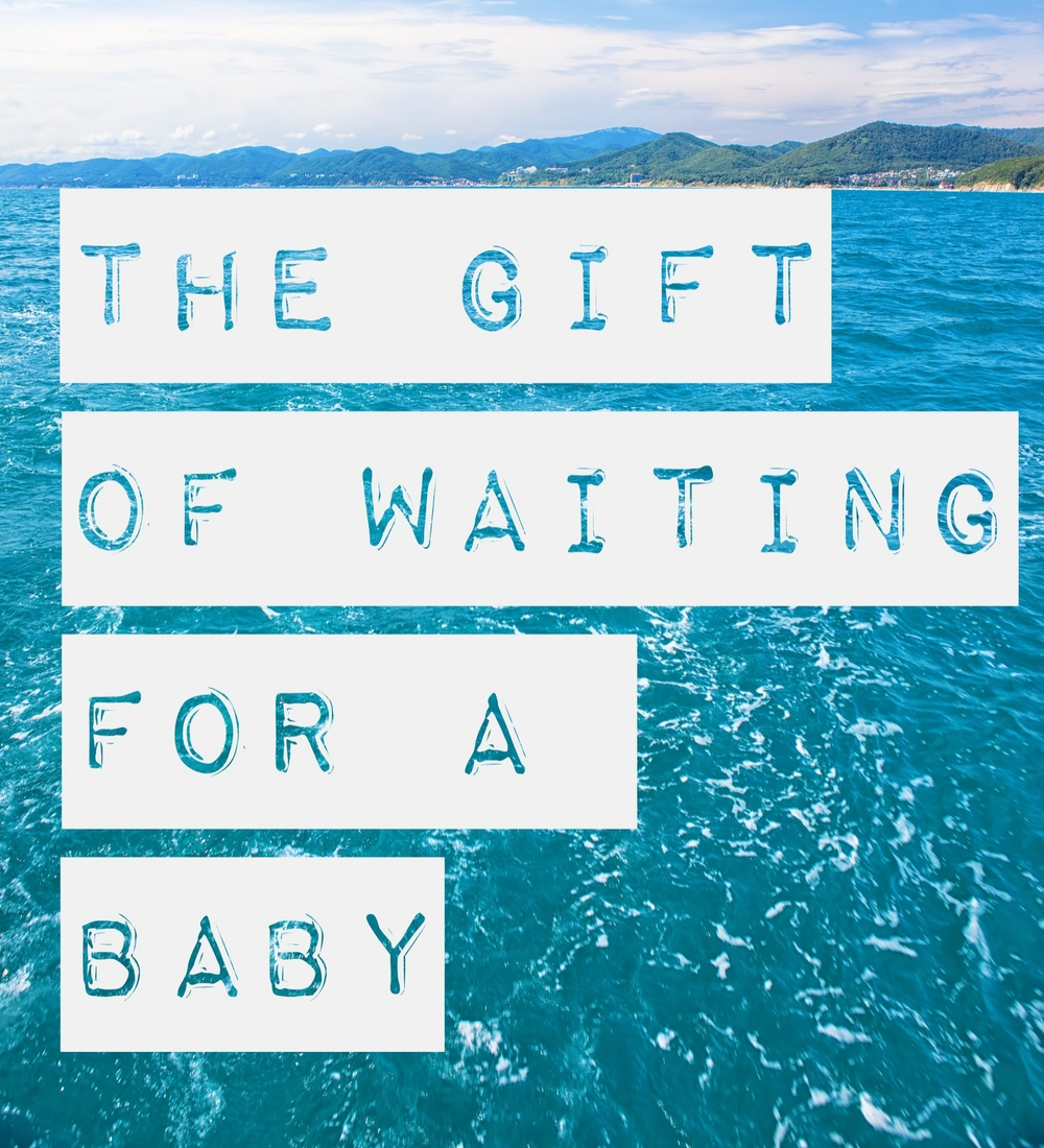 gift of infertility waiting for baby adopting ttc conceive