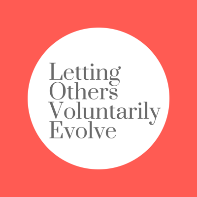 letting others voluntarily evolve, love definiton