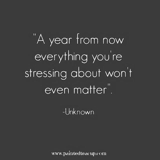 "@Regrann from @shannonkaiserwrites - ""A year from now everything you are stressing about won't even matter."" . . . . . .. . . #momprep #momlife #expecting #pregnant #newmom #dadlife #parenthood #worry #stress #stressedmom #momboss #future #oneyearfromnow #ivfsuccess #ivf #fertility #adoptionislove #surrogacy #madre #mumlife"