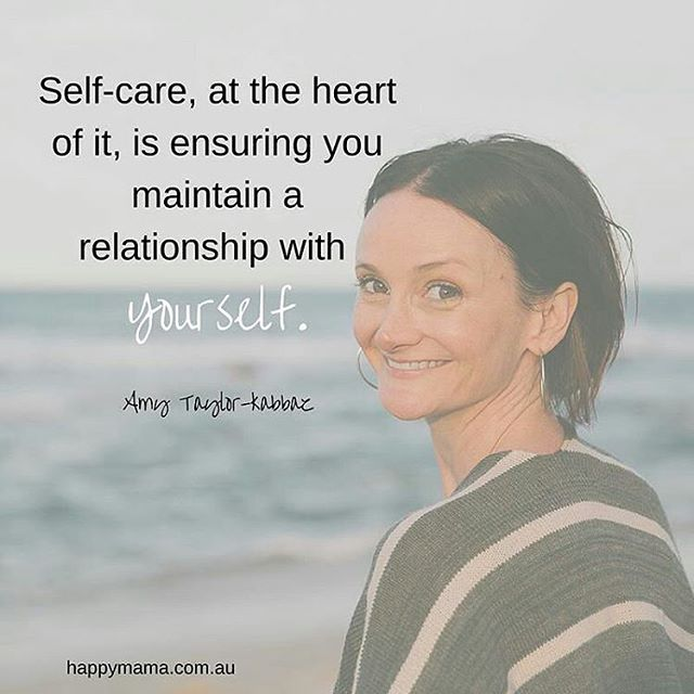@Regrann from @happymamawithamy -  I can see some people's eyes glaze over when I talk about self-care for mums. They immediately think of day spas, and pedicures, and long lunches with your mother's group girls. I recognise that look because it's what I used to think it was too.  But when you look at the word SELF-CARE, it becomes a lot clearer that this is about the SELF. Not catch ups with girlfriends or afternoons off. It's about connecting with yourself when you spend so much of your time and energy focusing on others. It's about asking yourself - what do I need today? It's about finding little ways to give that to yourself now.  It's about making sure that the SELF - that beautiful and unique part of you - is not completely lost in the coming years of children and juggling.  Self-care, at the heart of is, is ensuring you maintain a relationship with yourself. That's all.  That's what we need to work on, mamas. x  #happymama #mindfulmama #selfcare #selflove . . . . . #momprep #motherhood #momlife #expecting #pregnant #newmom #dadlife #parenthood #parenting #toddlers #teenmom #ttcsisters #bump #bumplife