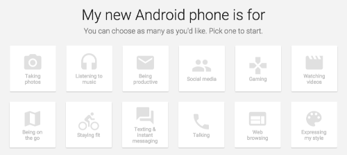 AndroidChoices