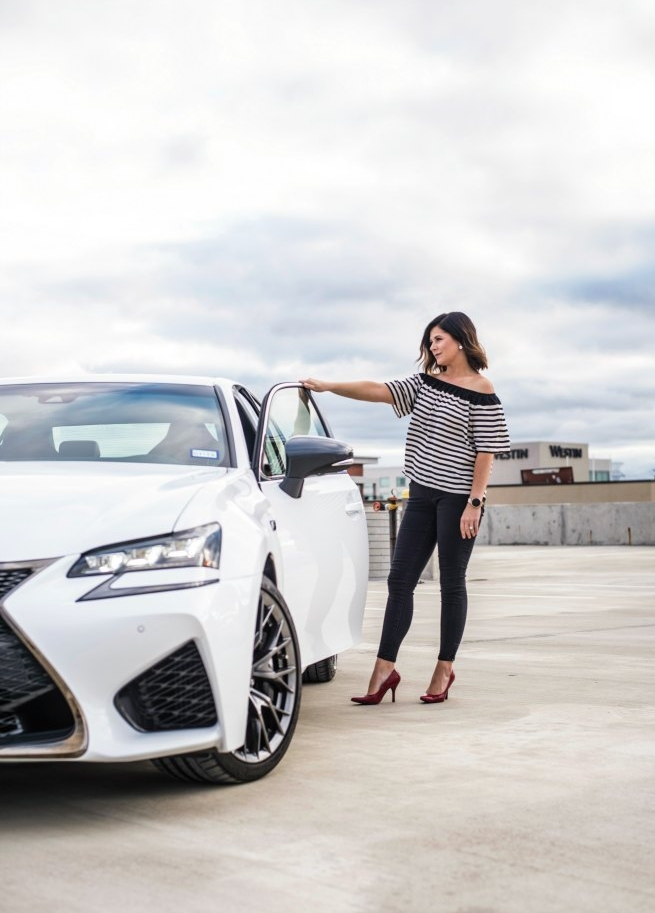 Lexus GS 350 F Sport Stephanie Carls.jpg