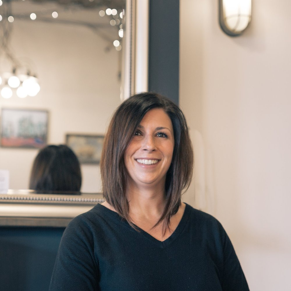Laura Crosbie - Stylist - CharlestownI always wanted to do hair and was able to start my career at a very early age. The ability to connect with my clients and make them feel confident and beautiful makes my day. I have been impressed with the laid-back environment that Cut-Splice provides, and love working with such a talented and fun group of people.