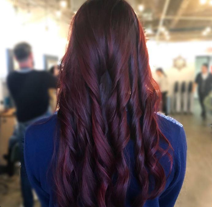 Cut-Splice Hair Salon Color 4