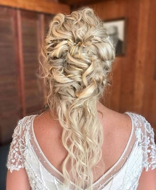 Boston Wedding Hair at Cut-Splice Hair Salon