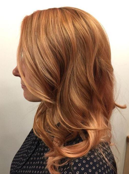 Cut-Splice Hair Salon Color 5