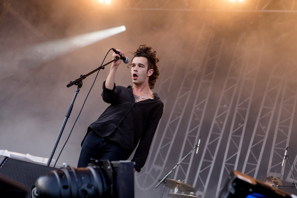 The 1975 at LouFest