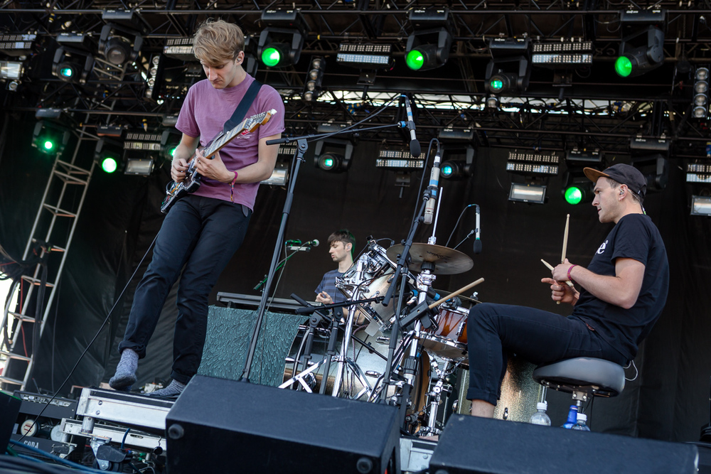 Glass Animals at LouFest
