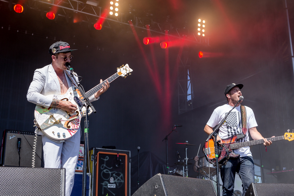 Portugal. The Man at LouFest