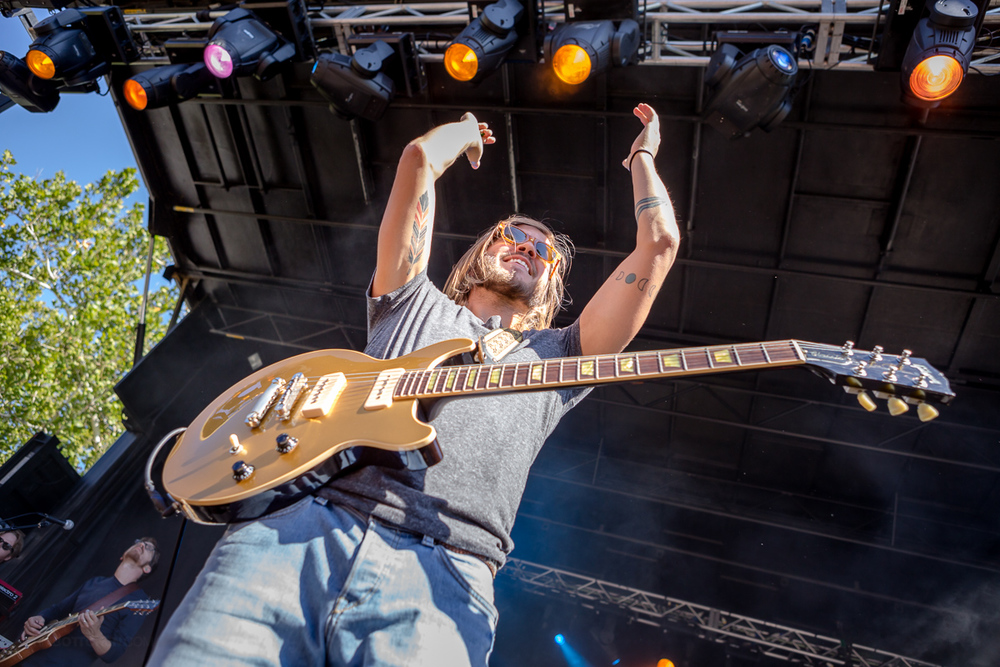 Moon Taxi at LouFest