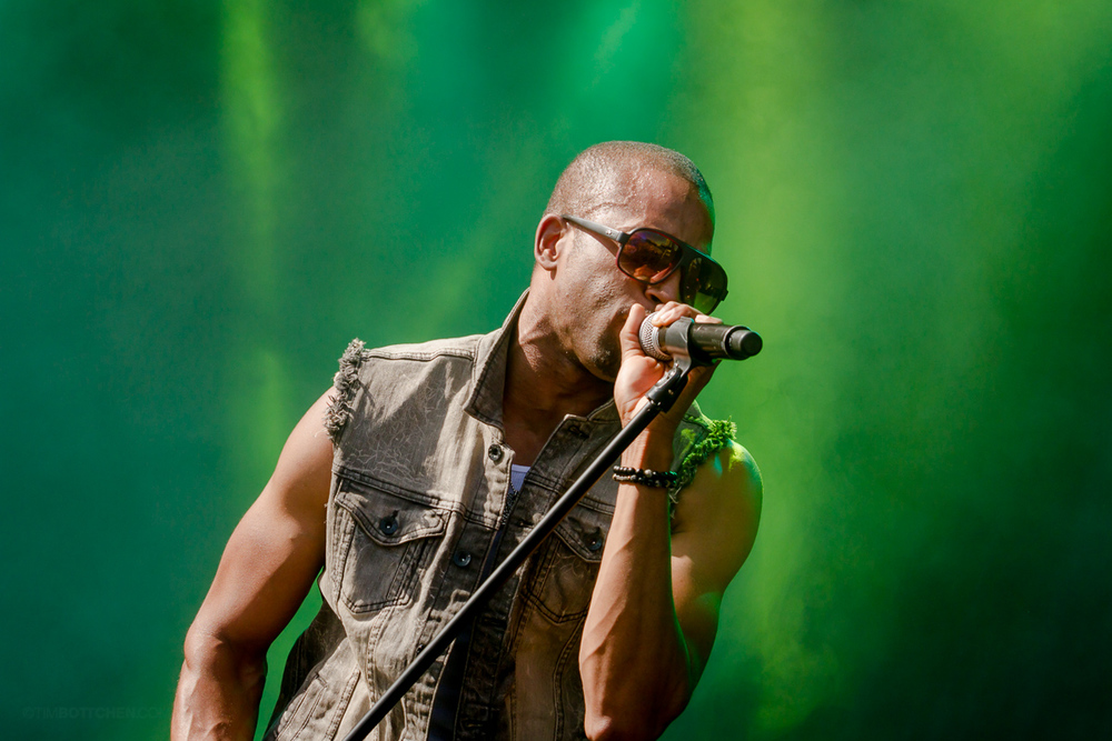 Trombone Shorty & Orleans Avenue at LouFest