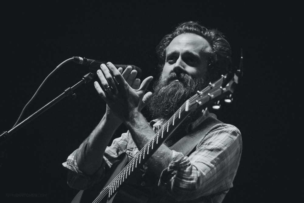 Iron & Wine at The Pageant