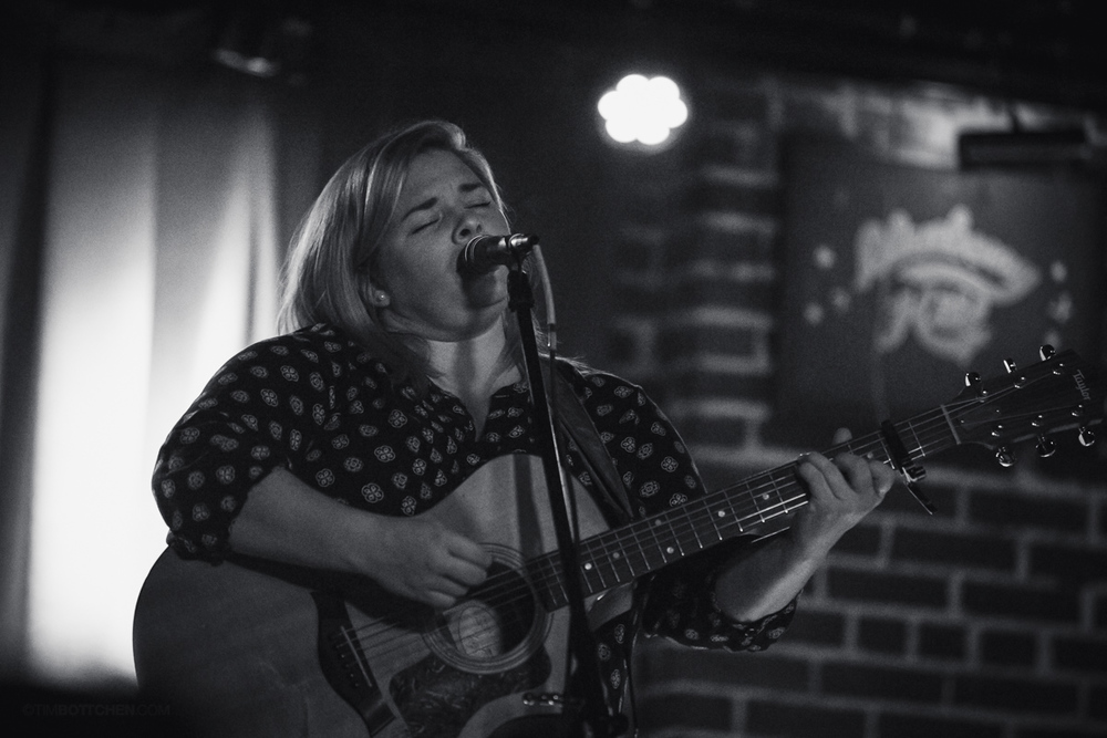 Emily Wallace at The Duck Room