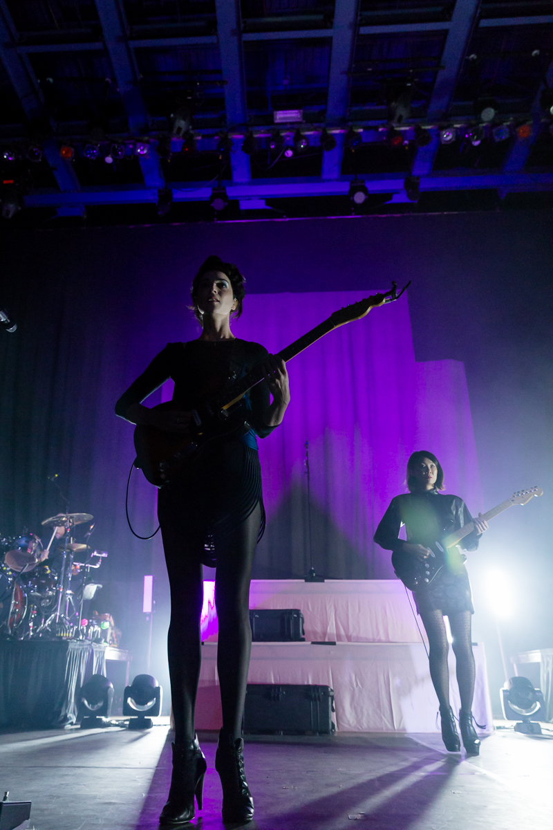 St. Vincent at The Pageant