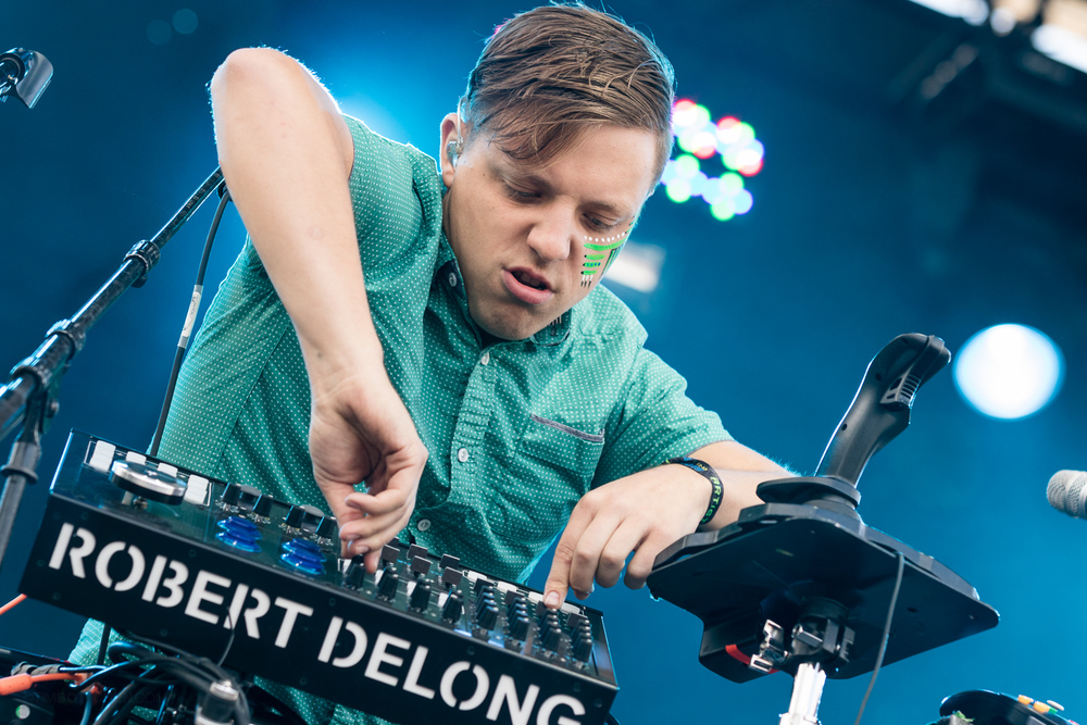 Robert Delong at LouFest