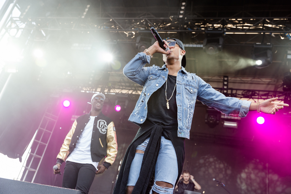 Nico & Vinz at LouFest