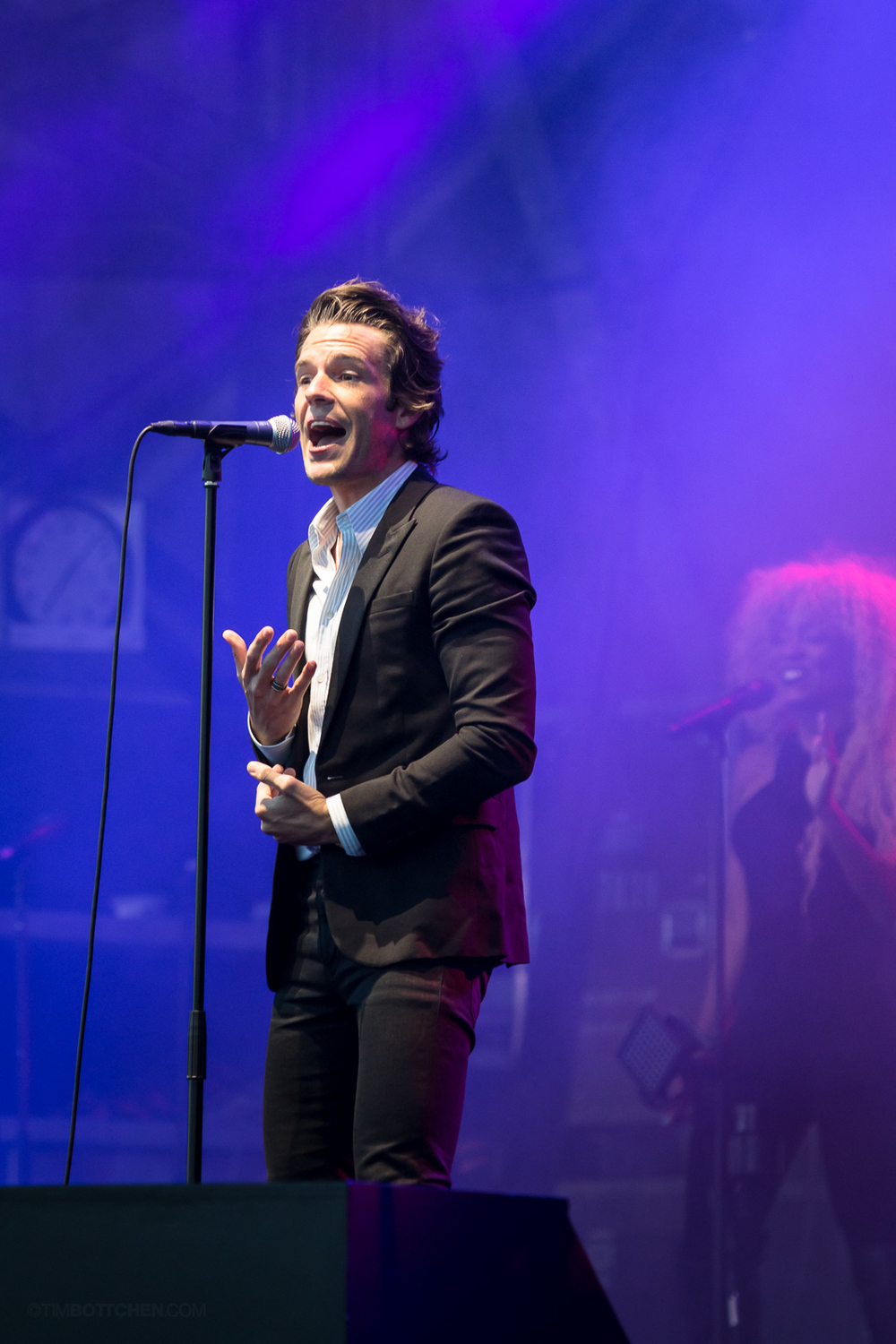 Brandon Flowers at LouFest