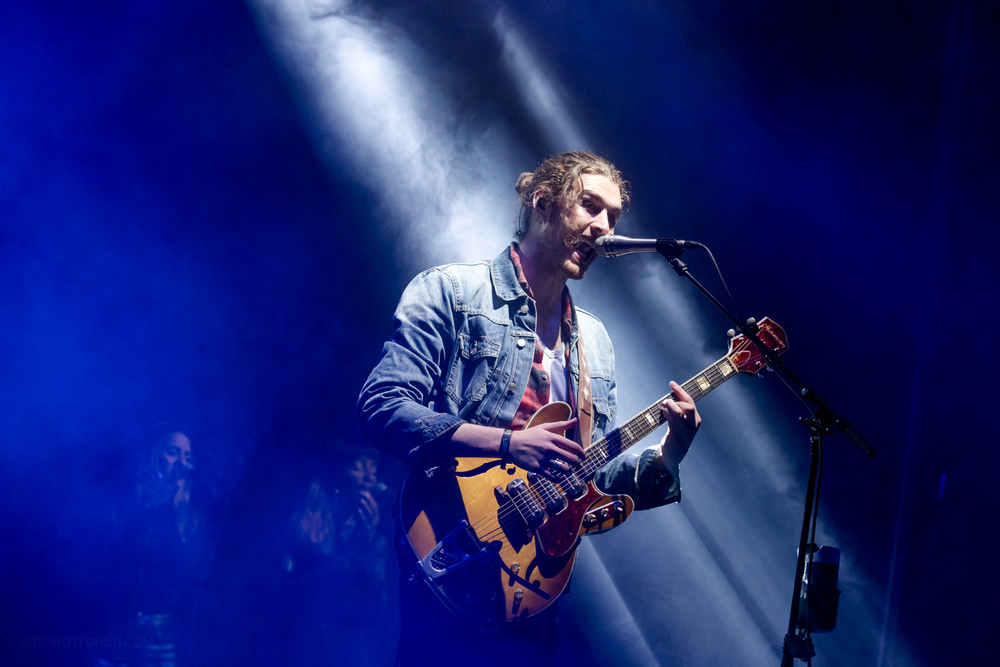 Hozier at LouFest