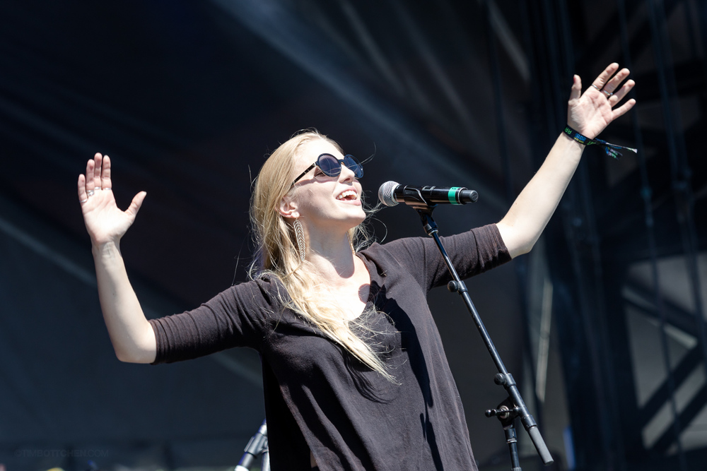 Delta Rae at LouFest