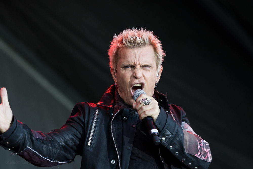 Billy Idol at LouFest