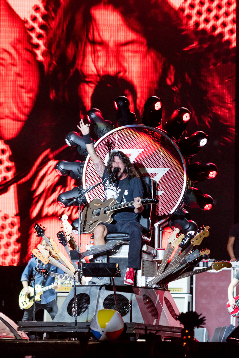 Foo Fighters at Austin City Limits