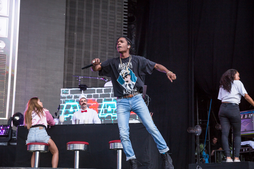 A$AP Rocky at Austin City Limits