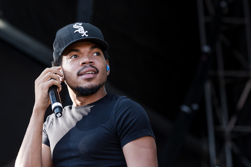 Chance The Rapper at Austin City Limits