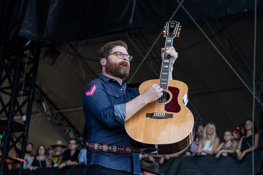 The Decemberists at Austin City Limits