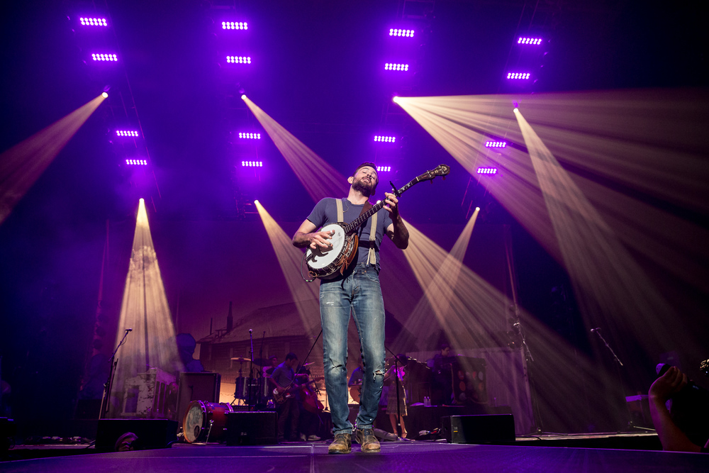 The Avett Brothers at Chaifetz Arena