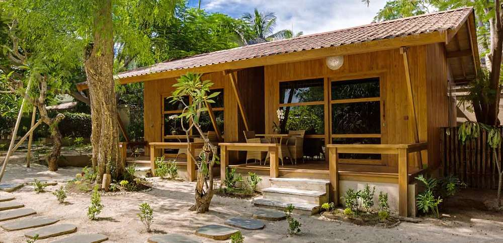 Teak Deluxe Cottages