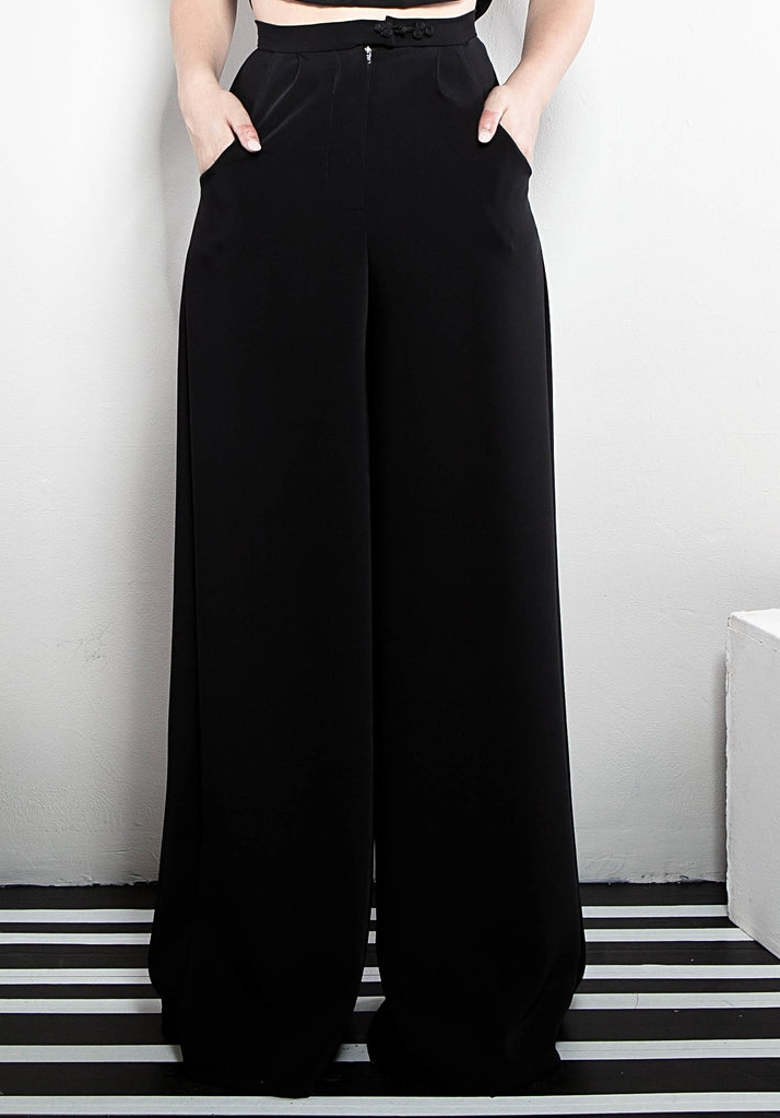BL Smart Pant - The must have wide leg pants...