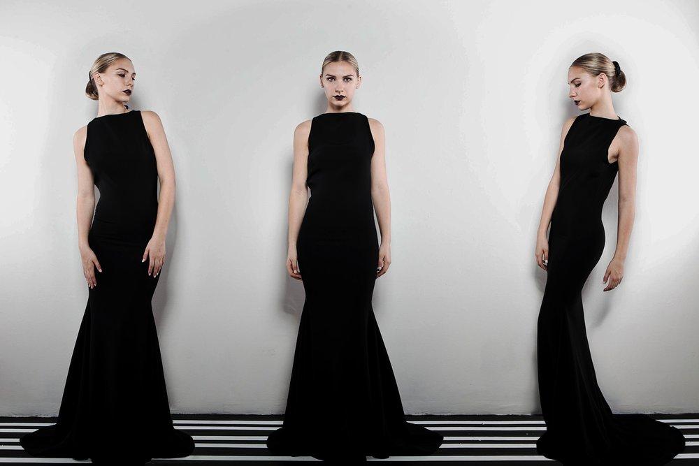 black_evening_gown_atlanta_fashion_designer