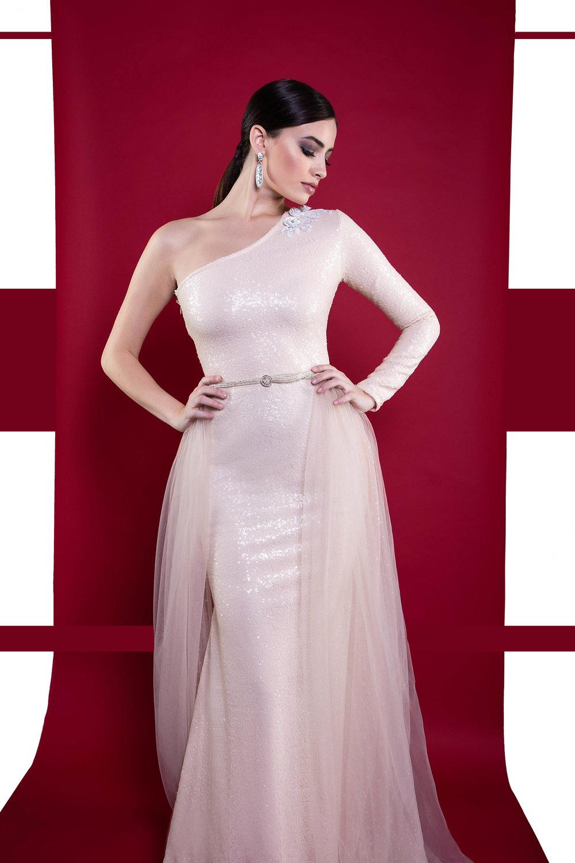 blush_wedding_gown_one_sleeve_sequin_gown_tabitha_fielteau