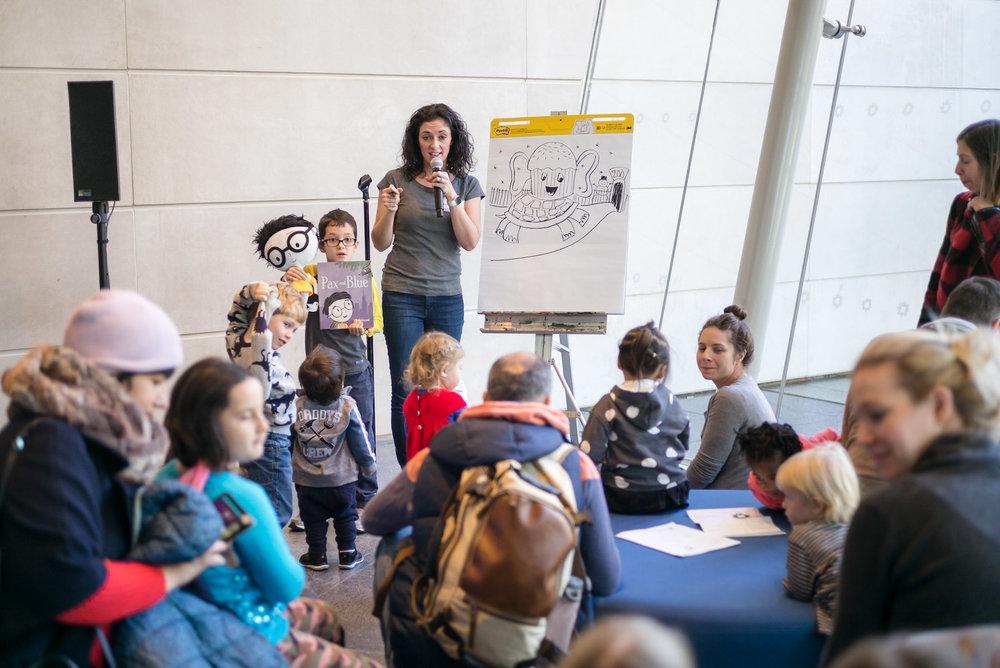 Brooklyn Museum Children's Book Fair