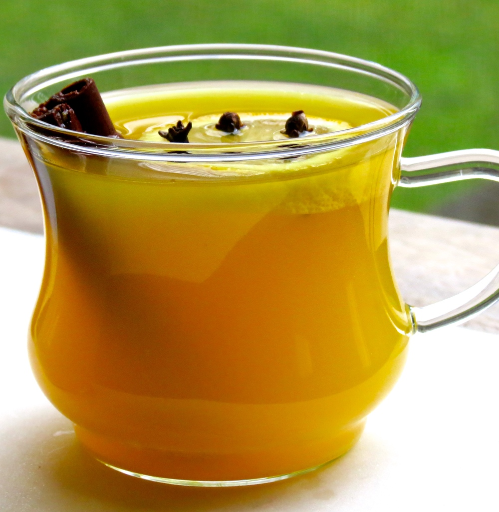 Enjoy the warmth and healing touch of this wonderful little toddy!
