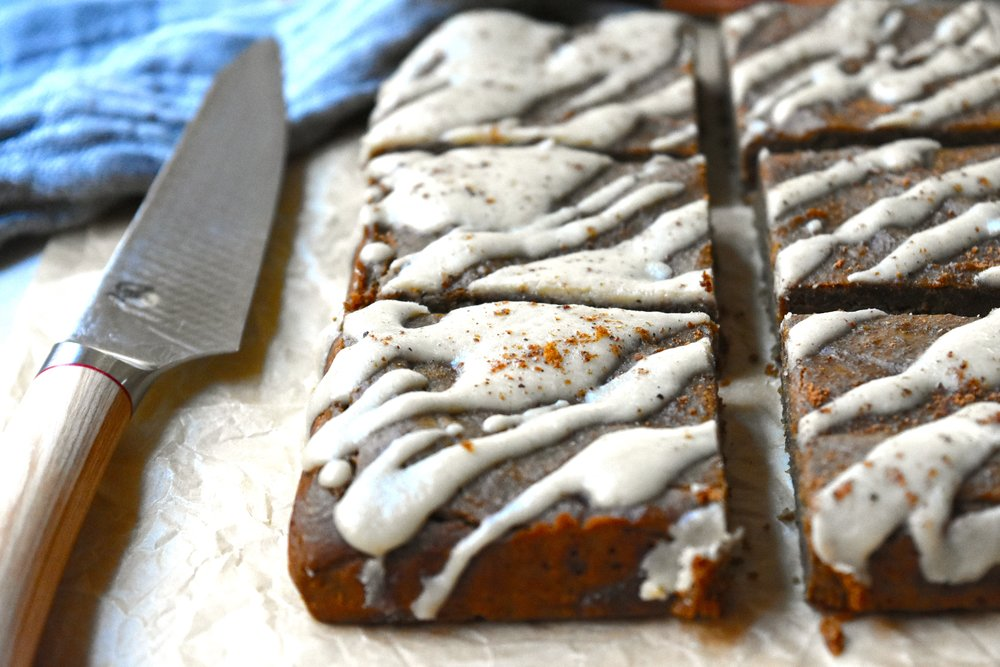 Gingerbread Bars 2