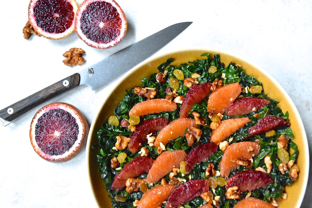 Kale Citrus Salad 2