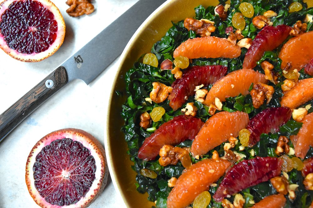 Kale Citrus Salad 3