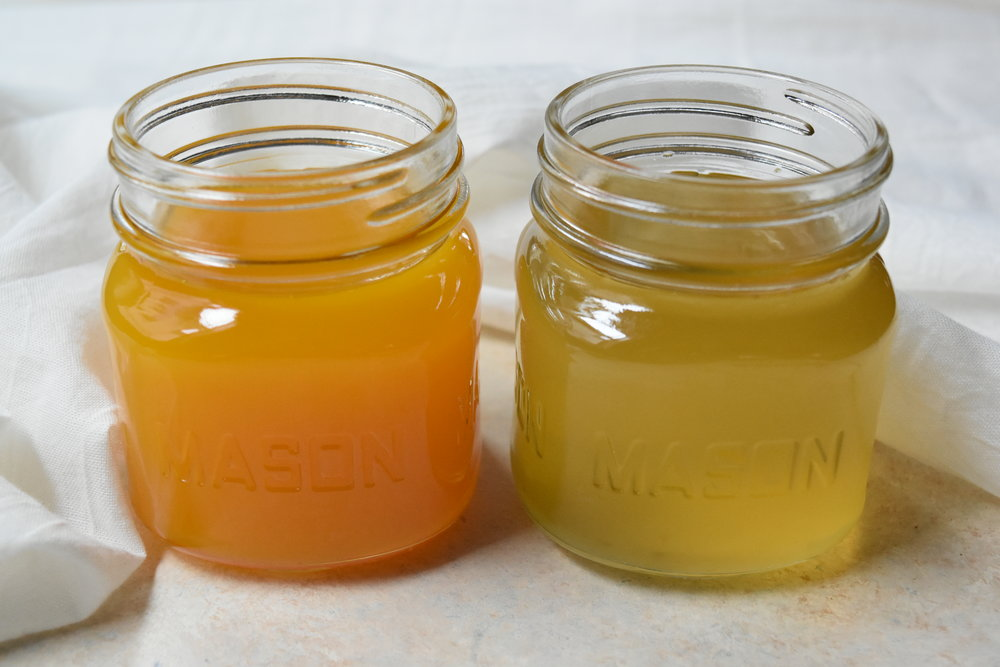Ginger & Turmeric Syrup