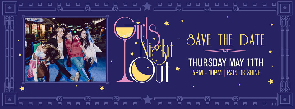 "Tickets are now available for the second annual Girls' Night Out, a fabulous evening filled with shopping, dining, laughter, and surprises, all designed just for you and your besties by the Downtown Somerville Glam Squad! Get the full celeb treatment, from a photoshoot at the end of the red carpet to a glam bag full of essential goodies hand-picked by Downtown Somerville style and beauty experts. Your ticket comes complete with access to mini-makeovers, creative hair tips, complementary cupcakes, hand-crafted jewelry shows, honey tastings, and tons more. Hop in the limo for a trip over to the West side of town, vibe with the DJ on Division Street, and have a blast with pop-up entertainment across Main Street. With an extra hour added, you can enjoy all of the consultations, shopping, demonstrations, and workshops you want and still have time to indulge in the special menus and drinks crafted for the evening by award-winning downtown restaurants. Oh, right, and the prizes... The more you shop, the more chances you have to win a Weekend of Wow in Downtown Somerville! Valued at over $1000, you can look forward to an experience that includes a dress from haute-couture designer Jean-Ralph Thurin, styling and makeup by the artists at The Beauty Bar, 6 weeks of personalized fitness preparation from Tatyana's Fitness, flowers from Gems and Stems, a gourmet dinner at Boulevard Seafood, a photoshoot at Hellion Photography, and a few surprises for a man in your life as well. Tickets for the signature event of the season sell out quickly, so make sure to reserve yours fast. Priority tickets are only available in Downtown stores and are cash-only. Priority ticket sales begin Friday, April 7 and include a special check-in line and keepsake ticket. Buy priority tickets at: The Hungry Hound Gems and Stems Tatyana's Fitness Three Hearts Home Saffire Salon Online ticket sales begin April 14. All tickets are $20. Check out the full list of participants and how they're celebrating you below: Alfonso's Family Trattoria: Offering $2 Coors Light and Bud Drafts, $5 Cosmos, $5 Deep Eddie's Gluten- Free Flavored Vodka drinks, and 10% off all food purchases. Deep Eddie's representative will answer all of your Gluten Free Vodka questions! A Votre Services: Offering 40-50% off all items in the store! Back Home Again: Enter to win a Beautiful Waterford Crystal Vase! Offering 20% Off Store-Wide, 30% Off Designer items (Tiffany, Coach, Kate Spade, and more), 50% Off Jewelry Area. Moving? Stressed over an Estate? Free Liquidation Consultation with Contents-Sale Specialist, Bonnie Allen of Central NJ Liquidators. The Beauty Bar: ""10 in 10 (plus 10)"": Stop by for a fabulous 10 minute makeup make-over for $10, and receive $10 off of a future makeup application! Beneath It All: Wonder what that one friend's secret is for looking so great in her spring wardrobe? Come find out with a personalized fitting and perfect bras for every occasion that will make you look and feel fabulous. Registration is required and space is limited! Register online or in-store. Belen Nails Offering a free manicure with a pedicure purchase, and a free eyebrow wax with a purchase of $50 or more! Blue Sheep Bake Shop: Stop by for a complementary ""Strawberries and Champagne"" Cupcake! Boulevard Seafood: Offering 10% off your check, excluding wine, tax and tip! Café Picasso: Offering 15% off of your check! Candyland Crafts: Decorate a complementary cupcake and receive 10% off store-wide! Conlin's Bakery and Cafe: Offering 10% off your check, excluding tax! Crystal Palace: Enter to win a beautiful Swarovski slake bracelet! Offering a 20% storewide sale (Excluding retirement and sales specials). Design Studio of Somerville: Enter to win free in home design consultations! Offering 25% off ALL gifts/accessories and jewelry, light refreshments and an opportunity to meet the designer: bring your interior design concerns to go over with an expert. Division Café: Stop by for a taste of what everyone is talking about: receive $1.00 off any of the empanadas that NJ.com says are some of the best in the state! E-Shine Boutique: Roll the dice and receive a special something with a purchase! Offering complementary Asian fruit tea and light refreshments. FreedOM Yoga Studio: Children's Yoga for while you enjoy Girls' Night Out! 5:45 - 6:30pm (PreTeen Yogins). $13/class, a Liability Waiver and New Student Questionnaire must be filled out before class. From the Hive: Complementary honey tasting all evening long! Offering 10% off coupon on purchase of $20 or more. Gallery on Main: Offering 20% off custom framing! Gems and Stems: Complementary t-shirt featuring pro-woman hashtags with purchase of $20 or more! Demonstrating wedding consultations and answering all plant and flower care questions. Offering succulent & plant gardens for 10% off. Hip Yoga Studio: Check out the latest Athleta & Ivivva fashions, right on Division Street! The Hungry Hound: Take home a bag of 3 treats with a purchase of $25 or more (5-9 pm)! Jade Salon: Stop in for an express glam styling session! Let us show you some creative, fast ideas for your hair and eyelashes while you enjoy distinctive Jade refreshments. Illustrated Beauty: Offering Happy hour blow-outs for only $25! Reservations required, please mention Girls' Night Out when booking. Enroll with a friend in an IB Membership of unlimited color touchups, blowouts, haircuts, glosses, balayage, keratin treatments and more starting at $69.99 per month and receive 50% off the enrollment fee. Isabelle's Bridal: Meet our featured jewelry artist, displaying her work and taking custom orders for Mother's Day! Offering light refreshments and a generous opportunity on a future visit with purchase. Mannion's Pub and Restaurant: Offering ""Girls' Night Out"" martinis and dinner specials! Paramount Pampering: Offering vouchers for complementary body contouring consultations and eyebrow threading, and 10% off all products! Gift certificates will be available. Pinot's Palette: Stop in between 7:00-9:00 for a wine glass painting class, 2 glasses for $25! Pinoy Filipino Restaurant: Go island-hopping through food! Enjoy the debut of a totally new appetizer menu fusing flavors from around the Philippines. Revive Consignment: Take a glamorous limo ride from Division Street! Offering free jewelry with $25 purchase, light refreshments, and fabulous in-store photo opportunities. Saffire Salon: Offering $10 Polish Changes, Curls, Hair Extension, Brow or Lip Wax, or Makeup Touch-Up, and a free dessert at Café Picasso with any service! Shades of Somerville: Offering flash sales and surprises throughout the evening! Studio Barre: Offering 20% off of one month of unlimited classes for new clients, and 20% off of all retail! Stop in to say hi and check out our beautiful studio. Tatyanta's Fitness Stop by the booth on Division Street to try a complementary low-carb dessert, learn about a low-carb meal service, and chat about the ""6 weeks to Swim Suit Ready"" challenge. Check out a live spin class from 5-5:45pm at the Main Street studio, too! Teylev Tea: ""Teylev Reading"": Learn the history and health benefits of tea with a bona-fide expert! Experience the special aromas of teas from all around the world and enjoy a complementary large freshly-steeped cup. A new experience begins each hour (space is limited, $10 additional fee) and are first-come, first-served. Three Hearts Home: ""Mini DIY Workshops"": craft all natural essential oil blends or bath salts! Sign up in-store or at threeheartshome.com (space is limited). Meet our featured jewelry artist and enjoy light hors d'oeuvres. Offering a $10 voucher with a purchase of $50 or more or a $20 voucher with a purchase of $100 or more. Thrifts and Gifts: Stop in for a free skin assessment by a representative from Rodan & Fields Life- Changing skin care, along with hourly prizes of Rodan & Fields products. A portion of skin care sales benefit The Center School! TNT Antiques: Stop by, like our facebook page, and enter to win prizes! Wolfgang's Wine and Spirits: ""Wine by Women"": A tasting featuring 4 amazing female winemakers! Register online or in-store(space is limited, $10 additional fee). Complementary blind wine taste test. Offering 10% store-wide discount and first 50 purchases receive a complementary fun wine stopper. Check in at Division Street"