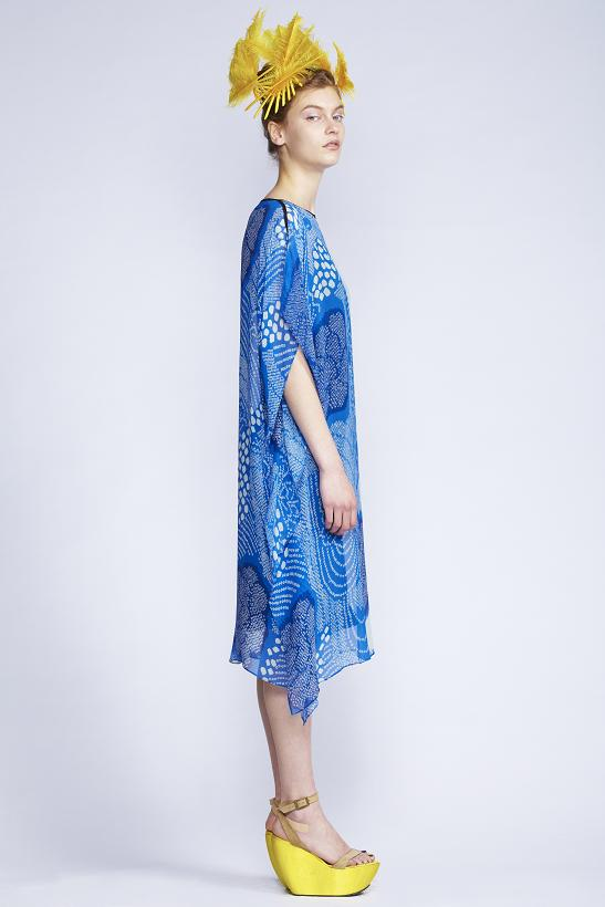 540/S130118 Kaftan with Slip
