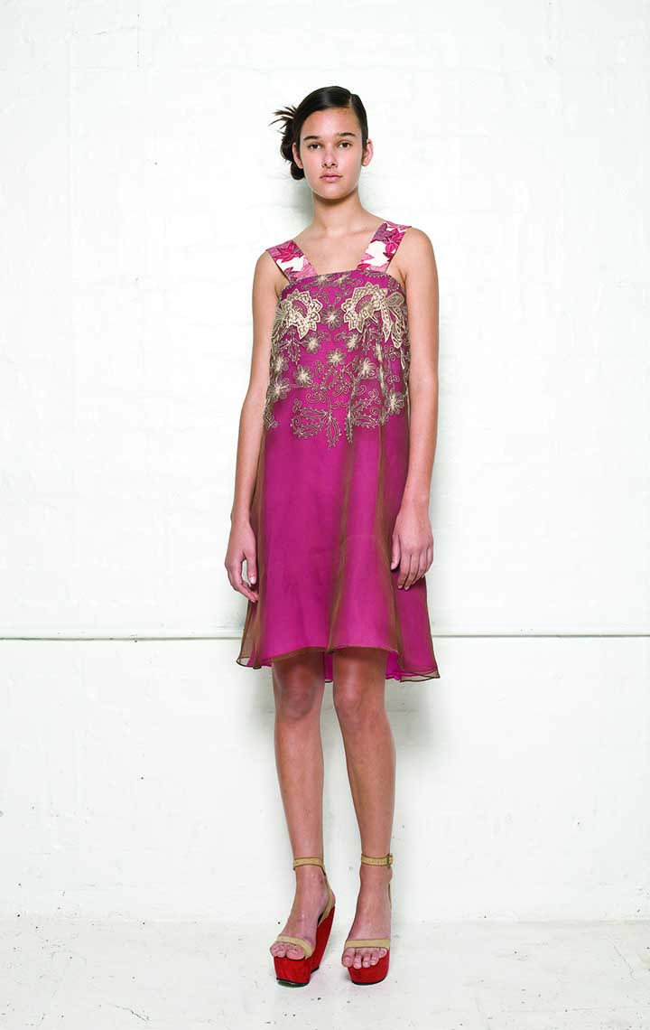100/S01388B Strap Dress