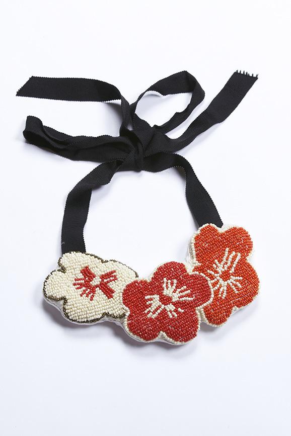 900/F137448L Cherry Blossom Neckpiece