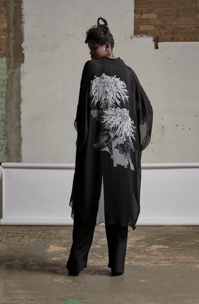 238/S159084S Kimono 210/S156139 Pants with Knot
