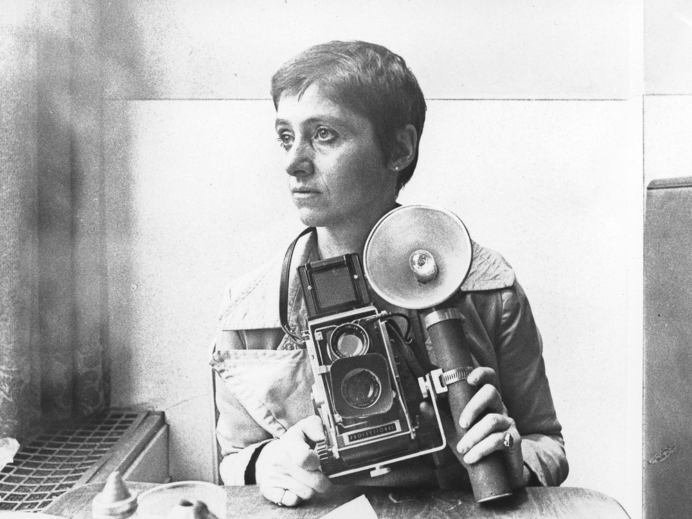 Diane Arbus in New York