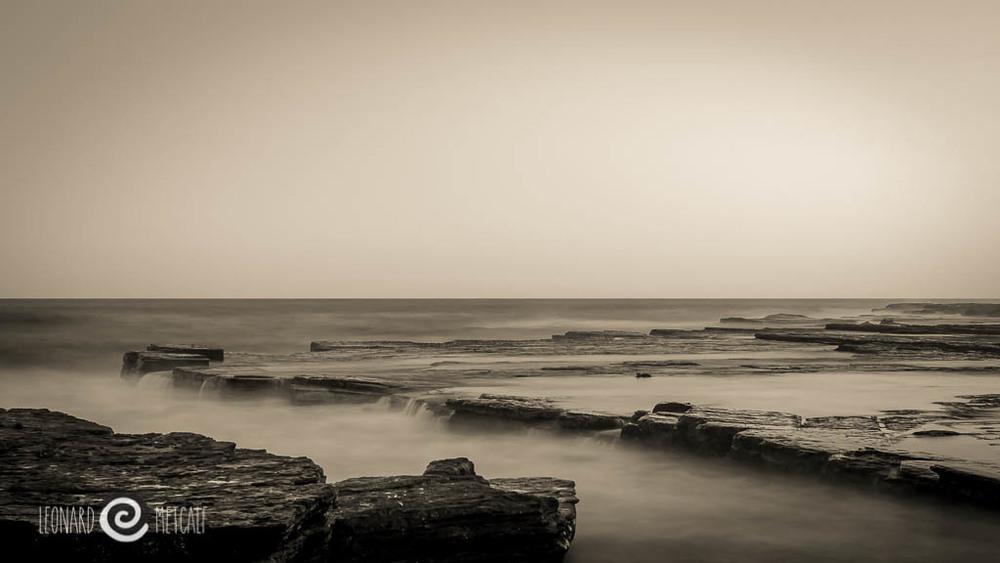 Sydney sea side...