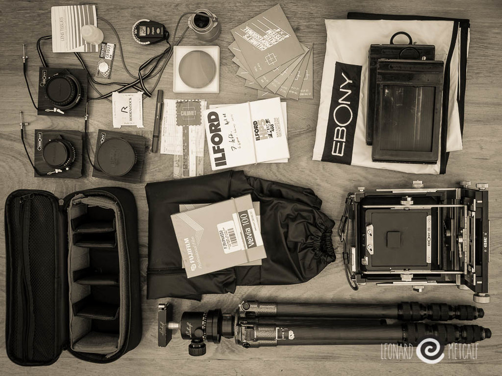 Which camera bag will take all of this?