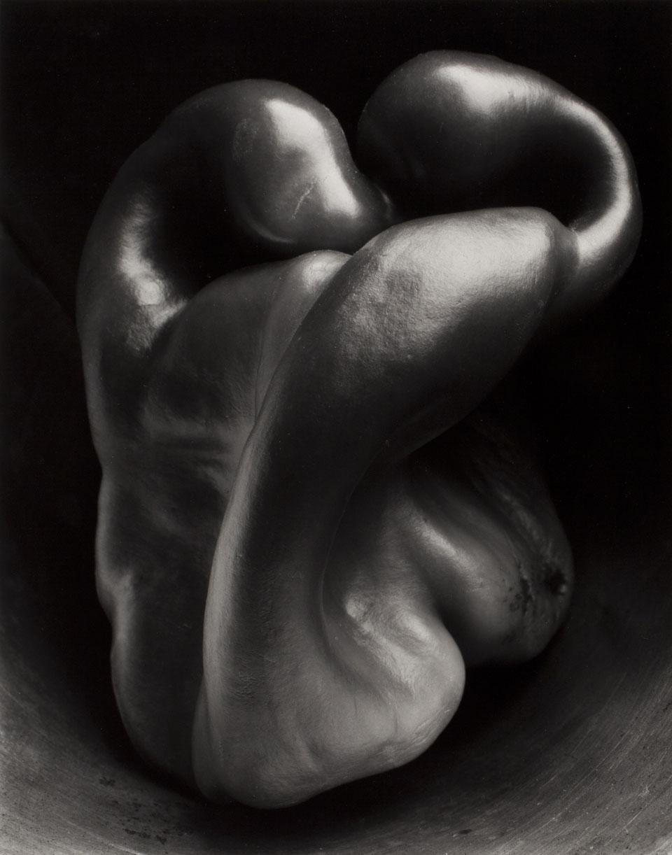 Pepper No. 30 Edward Weston 1930