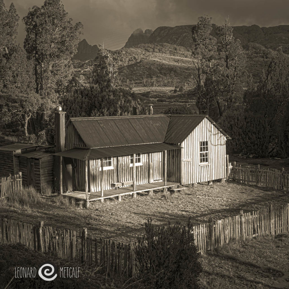 Mount Kate Hut, Cradle Mountain, © Leonard Metcalf 2015